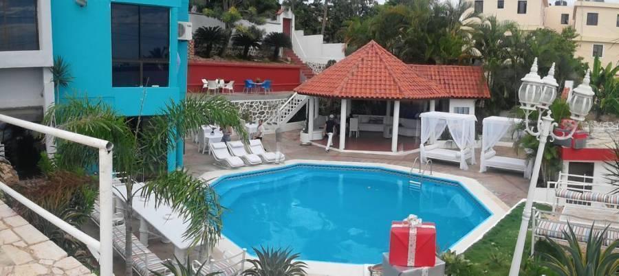Hotel Abys Nefertiti, La Romana, Dominican Republic, great destinations for budget travelers in La Romana