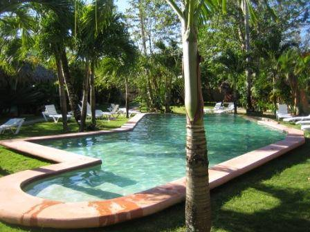 Hotel La Tortuga, Las Terrenas, Dominican Republic, bed & breakfasts for all budgets in Las Terrenas