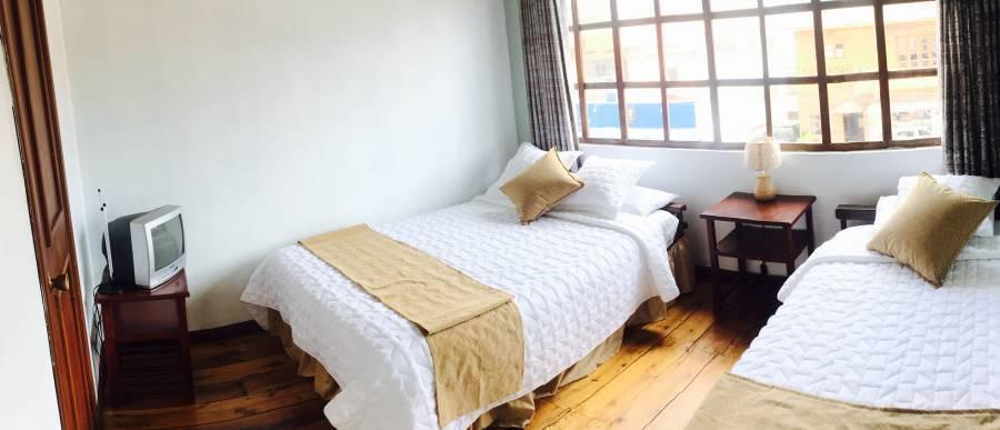 Aleida's Hostal, Quito, Ecuador, Ecuador hostels and hotels