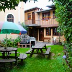 Arupo Bed and Breakfast, Quito, Ecuador, first class hostels in Quito