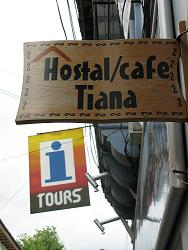 Hostal Cafe Tiana, Latacunga, Ecuador, Ecuador hostels and hotels