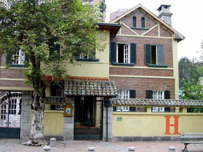 Hotel Cayman, Quito, Ecuador, family friendly hostels in Quito