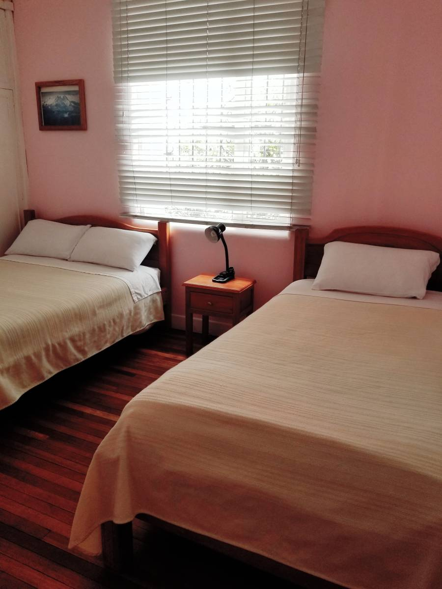 Travellers Inn (formerly Amazon Inn), Quito, Ecuador, this week's deals for hostels in Quito