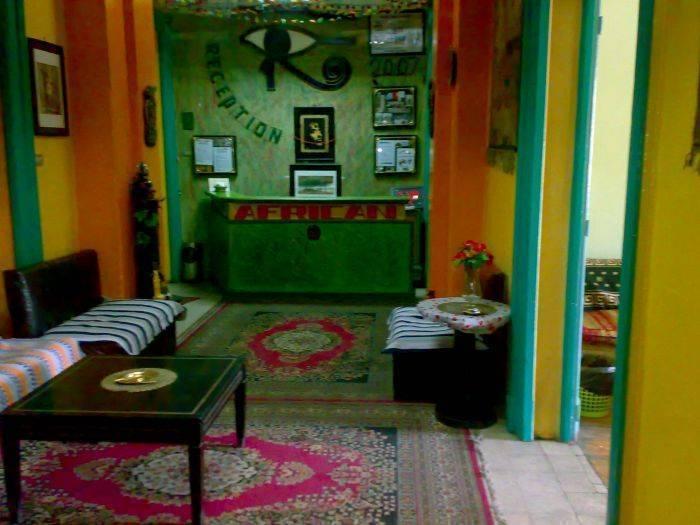 African House Hostel, Cairo, Egypt, Egypt hostela i hotela