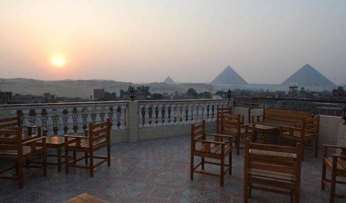 Pyramids Inn Motel - Get cheap hostel rates and check availability in Cairo 10 photos