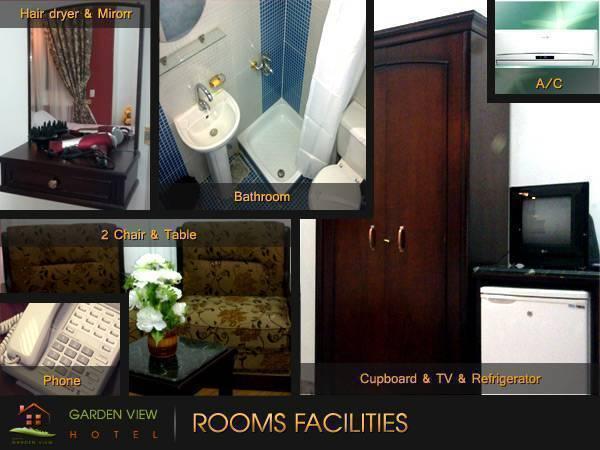 Garden View Hostel, Cairo, Egypt, Egypt hostels and hotels