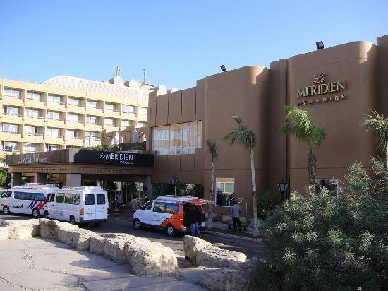 Le Meridien Pyramids Hotel, Cairo, Egypt, Egypt hostels and hotels