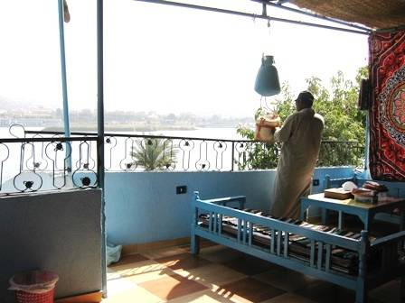 Nubian Nile House Chez Aisha, Aswan, Egypt, excellent travel and bed & breakfasts in Aswan