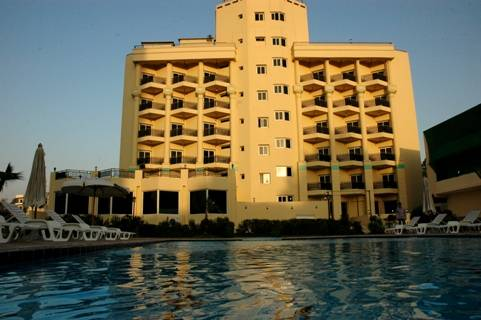 Pyramids View Hotel, Cairo, Egypt, Egypt hostels and hotels