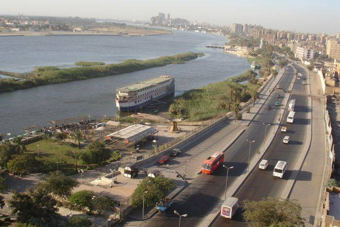 River Nile Hotel, Cairo, Egypt, book budget vacations here in Cairo