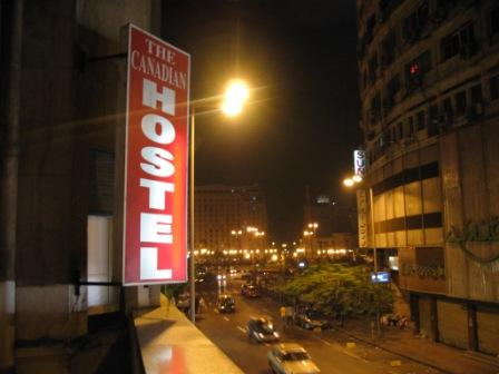 The Canadian Hostel, Cairo, Egypt, Egypt hostels and hotels