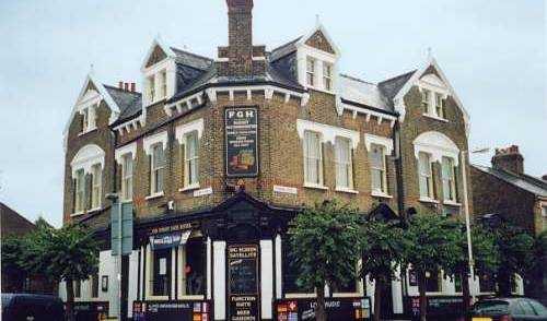 Forest Gate Hotel -  City of London, bed & breakfasts, motels, hotels and inns 2 photos