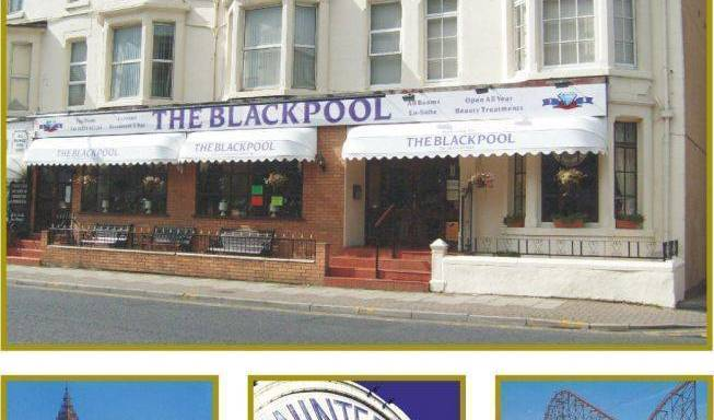 The Blackpool Hotel, backpacker hostel 8 photos