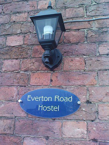 Everton Hostel, Liverpool, England, hostels in safe locations in Liverpool