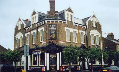 Forest Gate Hotel, City of London, England, England 旅馆和酒店
