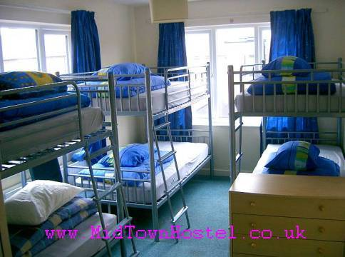 Midtown Hostel, Nottingham, England, give the gift of travel in Nottingham
