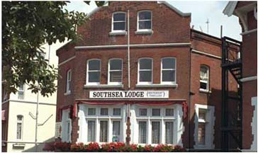 Portsmouth and Southsea Backpacker Lodge, Hampshire, England, England hostels and hotels