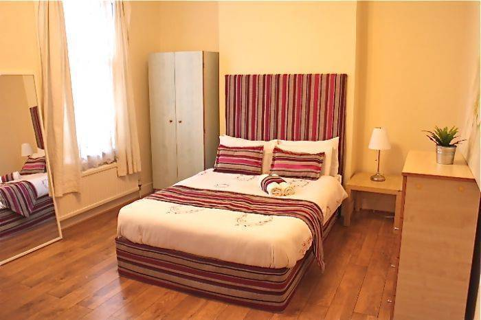 Stay in Kings Cross, North London, England, England hostels and hotels