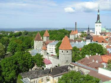 Red Group Apartments, Tallinn, Estonia, Estonia hostels and hotels