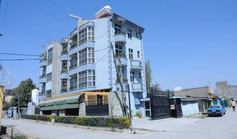 Guzara Hotel Addis, youth hostel 8 photos