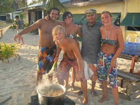 Mana Lagoon Resort, Nandi, Fiji, Albergues da juventude e albergues mochileiros com as melhores praias dentro Nandi