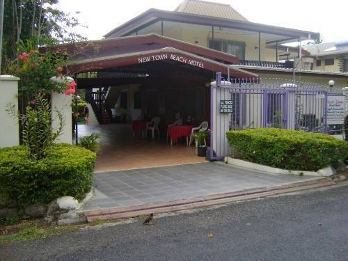 New Town Beach Motel, Nandi, Fiji, affordable hotels in Nandi