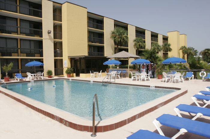 Orlando Continental Plaza Hotel, Orlando, Florida, fast and easy bookings in Orlando