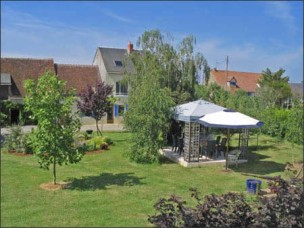 Appletons Farmhouse B and B, Argenton-sur-creuse, France, France bed and breakfasts and hotels