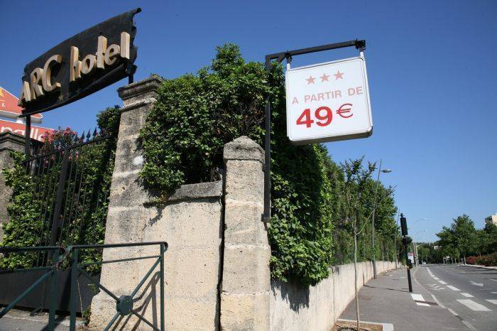 Arc Hotel Aix, Aix-en-Provence, France, France bed and breakfasts and hotels