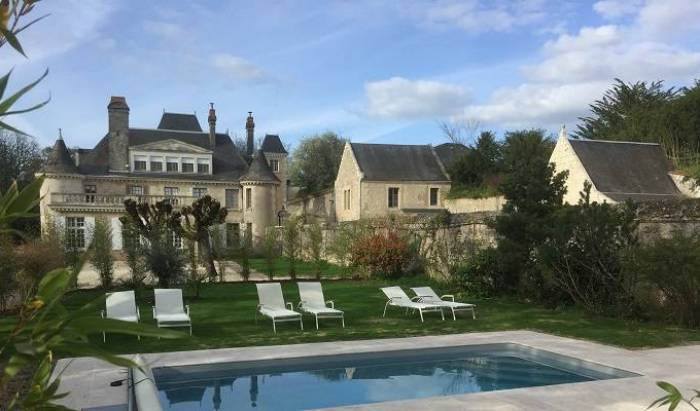 Domaine Plessis Gallu -  Azay-le-Rideau, Nantes, France bed and breakfasts and hotels 69 photos
