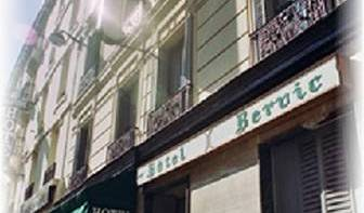 Hotel Bervic Montmartre - Search for free rooms and guaranteed low rates in Paris 7 photos