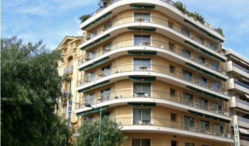 Hotel Moderne -  Menton, safest bed & breakfasts in secure locations in Ventimiglia, Italy 9 photos