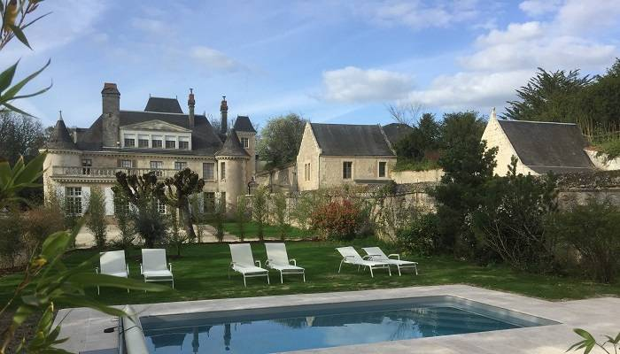 Domaine Plessis Gallu, Azay-le-Rideau, France, France bed and breakfasts and hotels