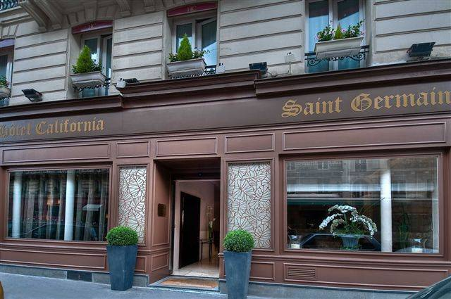 Hotel California Saint Germain, Paris, France, first-rate travel and bed & breakfasts in Paris
