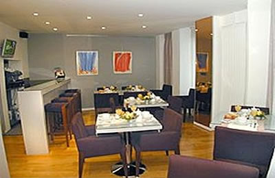 Hotel Du Parc Saint Charles, Paris, France, Hochwertige Hostels im Paris