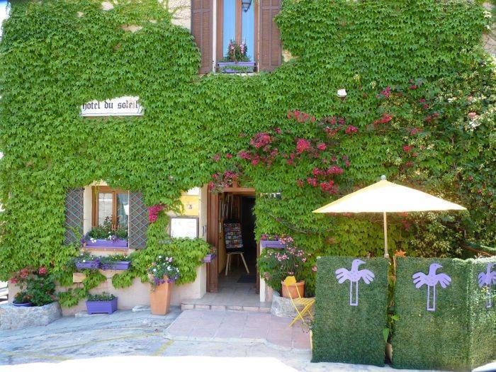 Hotel Du Soleil, Hyeres, France, France bed and breakfasts and hotels