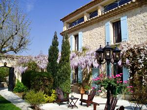 Le Mas De La Treille, Avignon, France, France bed and breakfasts and hotels