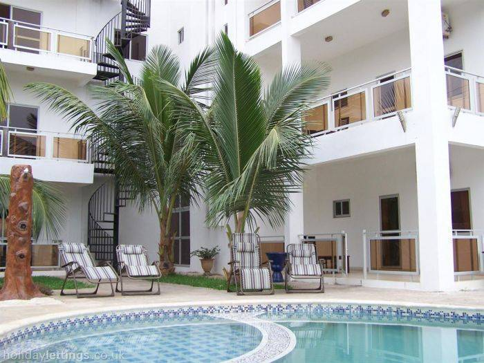 Wavecrest Hotel Gambia, Ja Koto, Gambia, Gambia bed and breakfasts and hotels