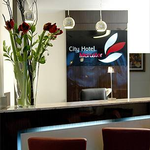 City Hotel Mercator, Offenbach, Germany, Germany bed and breakfasts en hotels