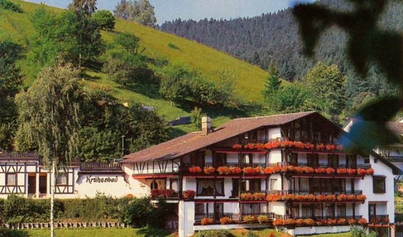 Krahenbad Hotel -  Alpirsbach, bed and breakfast holiday 16 photos