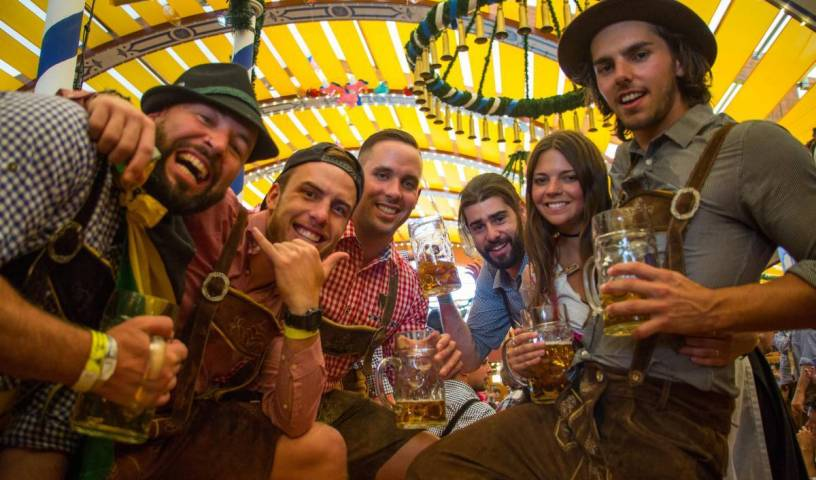 Munich All-Inclusive Camping - Get cheap hostel rates and check availability in Munchen 13 photos