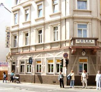 Hotel Garni Djaran, Offenbach, Germany, Germany 침대와 아침 식사와 호텔