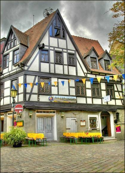 Ritter Hotel, Offenbach, Germany, Germany hostels and hotels