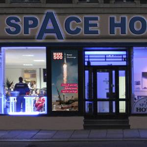 Space Hotel and Hostel, Leipzig, Germany, Germany ベッド&ブレックファストやホテル