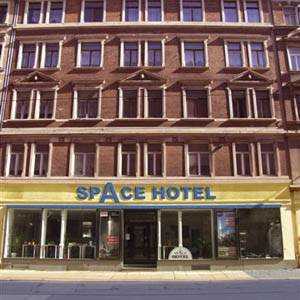 Space Hotel and Hostel, Leipzig, Germany, Bonnes vacances dans Leipzig