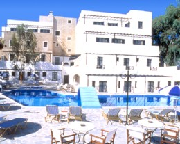 Anny Hotel Central, Santorini, Greece, more bed & breakfast choices for great vacations in Santorini