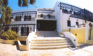 Anny Hotel Central, Santorini, Greece, Greece bed and breakfasts and hotels