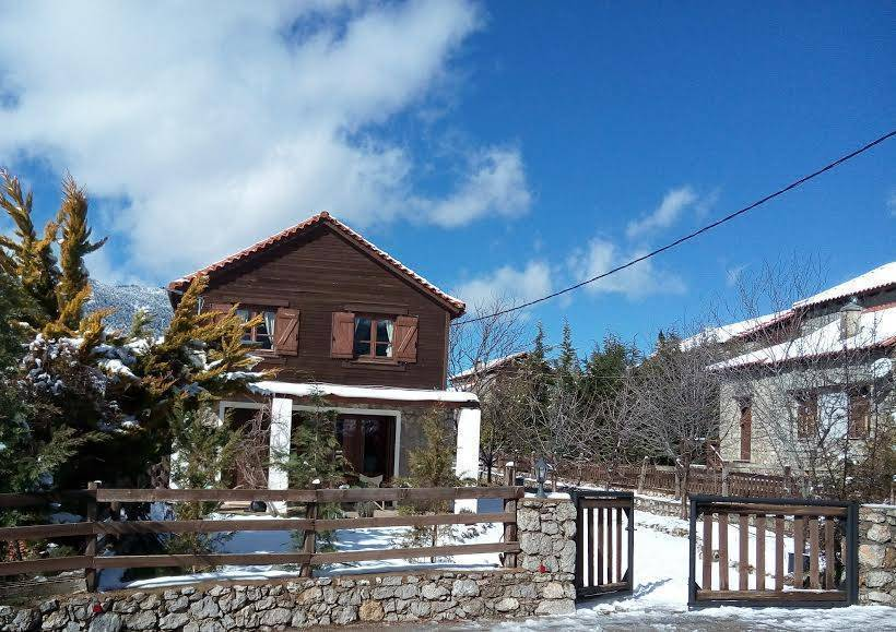 Arachova Houses, Arachova, Greece, travelling green, the world's best eco-friendly hostels in Arachova