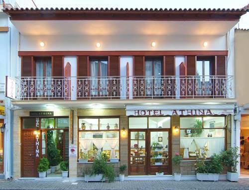 Athina Hotel, Dhelfoi, Greece, Greece hostels and hotels