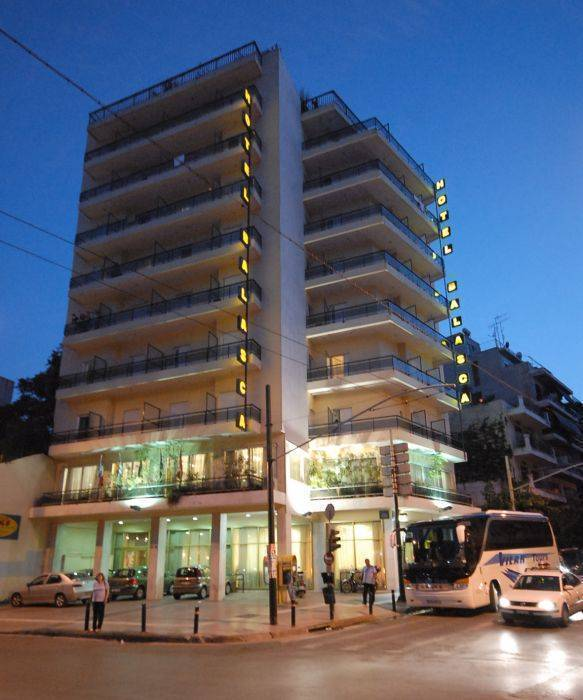 Balasca Hotel, Athens, Greece, Greece bed and breakfast e alberghi